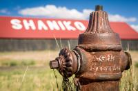The Dry Spell in Shaniko