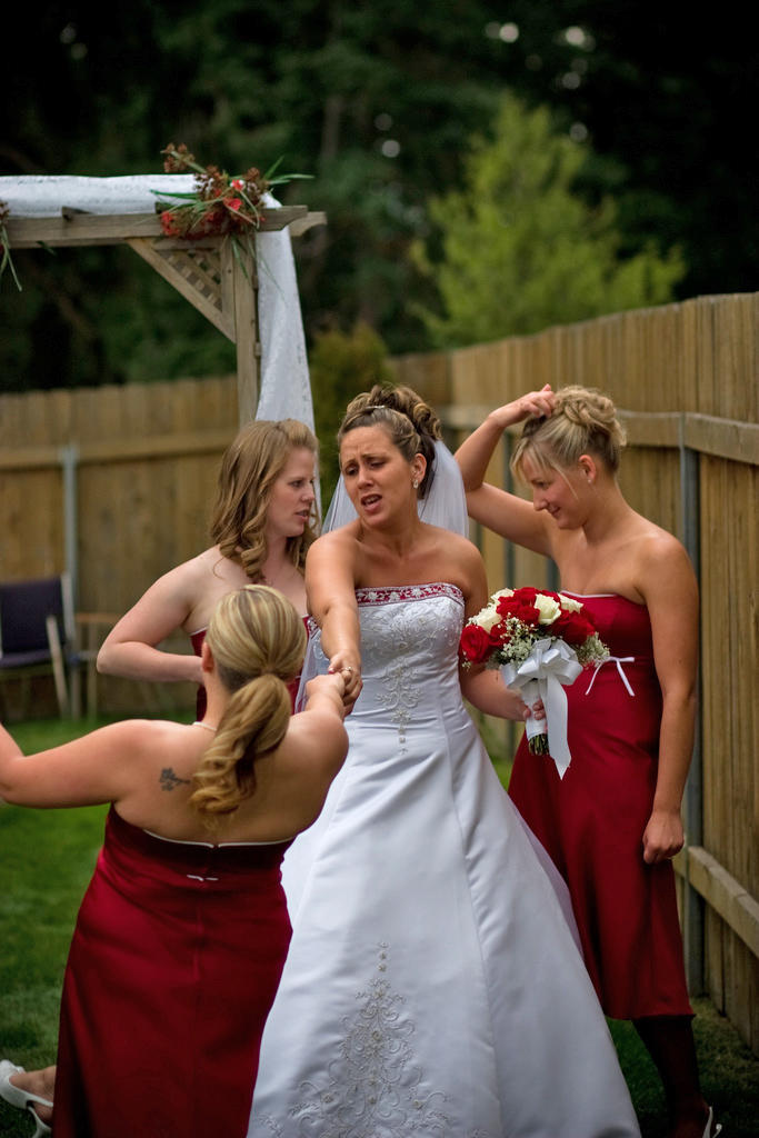 #107- Backyard Wedding Dance