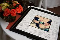 #87 - Guestbook as Mounted Photo; What a great idea...